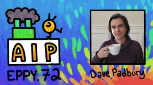 Podcast EP72: Dev Exec Dave Padbury Shares How Pitches Become New Shows