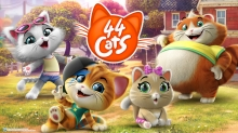'44 Cats' Grows with Licensed Product and U.S. Streaming Options